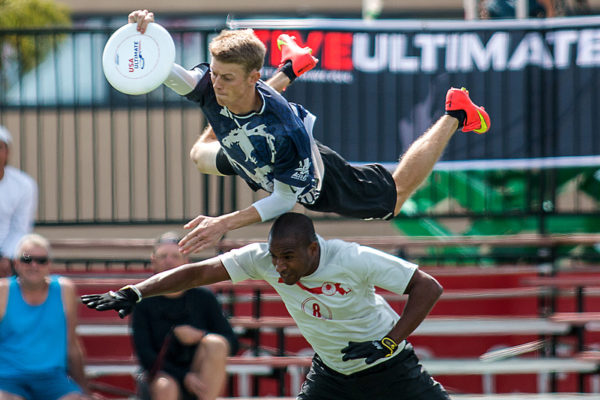 Ultimate, Nationals 2015